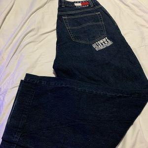 Men's Vintage Baggy Tommy Jeans 36/32